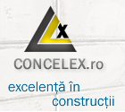 CONCELEX - Excelenta in constructii