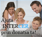 Ajuta Intercer prin donatia ta!